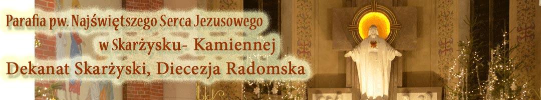 Parafia Najświętszego Serca Jezusowego Skarżysko-Kamienna